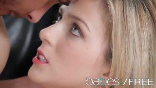 Cute Blue eyed teen (Abigaile Johnson) wants cock – BABES